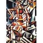 Puzzle  Grafika-00488 Lyoubov Popova : Air-Man-Space, 1912