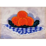 Puzzle  Grafika-00518 Oscar Bluemner : Oranges