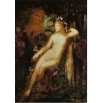Puzzle  Grafika-00538 Gustave Moreau : Galatée, 1880