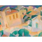 Puzzle  Grafika-00548 Leo Gestel : Mallorca, 1914