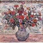 Puzzle  Grafika-00555 Maurice Prendergast : Fleurs dans un Vase , 1910 - 1913