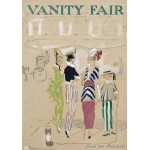 Puzzle  Grafika-00604 Couverture du Magazine Vanity Fair , 1914