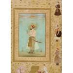 Puzzle  Grafika-00606 Bichitr : L'Empereur Shah Jahan , 1650