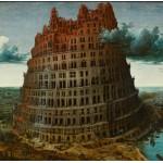 Puzzle  Grafika-00624 Brueghel Pieter l'ancien - La Tour de Babel