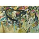 Puzzle  Grafika-00640 Wassily Kandinsky : Composition V - 1911