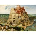 Puzzle  Grafika-00702 Brueghel Pieter : La Tour de Babel, 1563