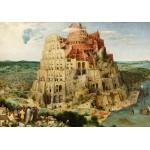 Puzzle  Grafika-00703 Brueghel Pieter : La Tour de Babel, 1563