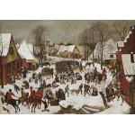 Puzzle  Grafika-00705 Brueghel Pieter : Le Massacre des Innocents, 1566