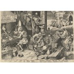 Puzzle  Grafika-00710 Brueghel Pieter : Les Alchimistes, 1558