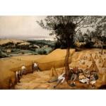 Puzzle  Grafika-00716 Brueghel Pieter: Les Moissonneurs, 1565