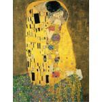 Puzzle  Grafika-00723 Klimt Gustav : Le Baiser, 1907-1908