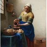 Puzzle  Grafika-00738 Vermeer Johannes : La Laitière, 1658-1661