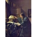 Puzzle  Grafika-00741 Vermeer Johannes : L'Astronome, 1668