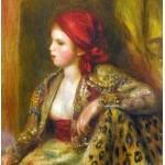 Puzzle  Grafika-00750 Renoir Auguste : Odalisque, 1895