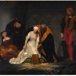 Puzzle  Grafika-00752 Paul Delaroche : Le Supplice de Lady Jane Grey, 1833