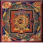 Puzzle  Grafika-00753 Ecole Tibétaine - Mandala d'Amitabha