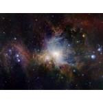 Puzzle  Grafika-00763 Vue Infrarouge de la Nébuleuse d'Orion