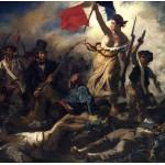 Puzzle  Grafika-00775 Delacroix Eugène : La Liberté Guidant le Peuple, 1830
