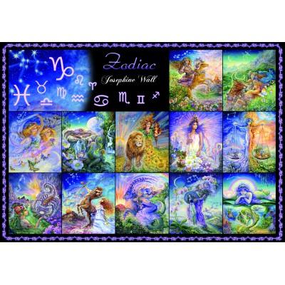 Puzzle Grafika-00808 Signes du Zodiaque