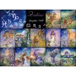 Puzzle  Grafika-00809 Signes du Zodiaque
