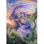 Puzzle  Grafika-00817 Signe du Zodiaque - Capricorne