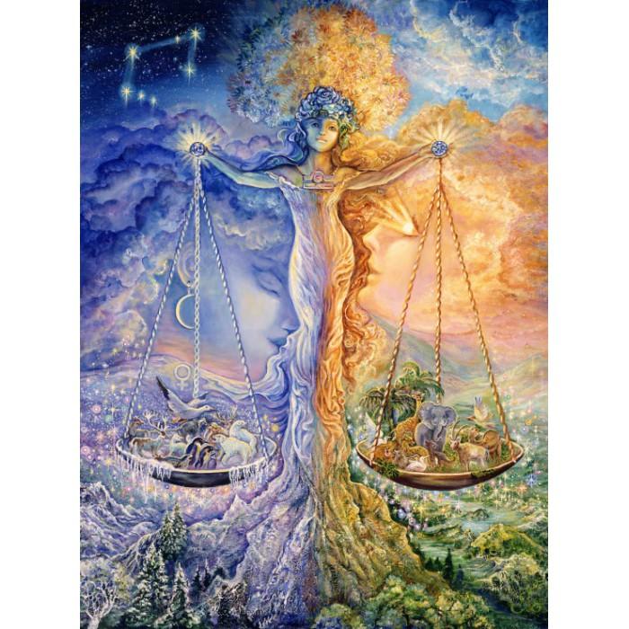 Signe du Zodiaque - Balance