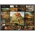 Puzzle  Grafika-00835 Collage - Brueghel l'Ancien