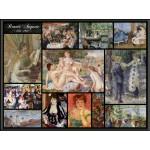 Puzzle  Grafika-00842 Auguste Renoir - Collage