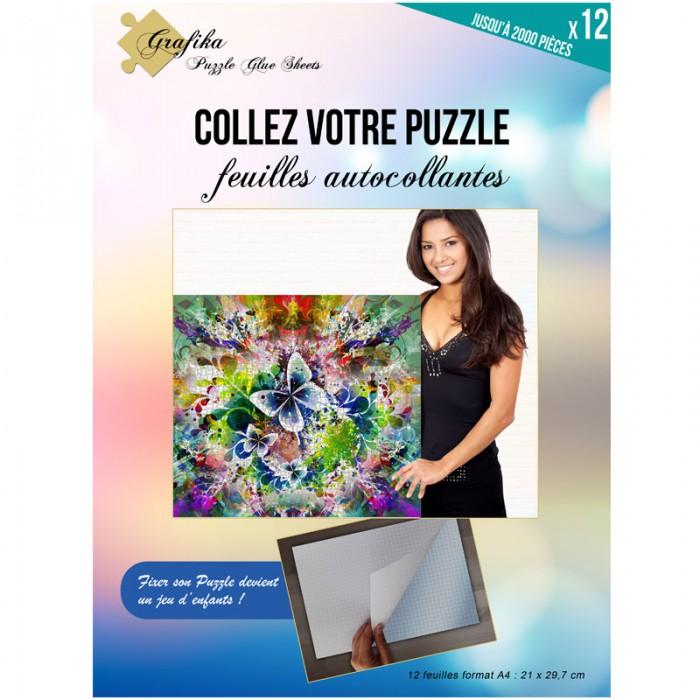 Colle pour Puzzle 2000 pièces