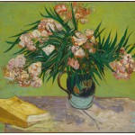 Puzzle  Grafika-00864 Van Gogh Vincent : Lauriers Roses,1888