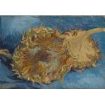 Puzzle  Grafika-00866 Van Gogh Vincent : Tournesols, 1887