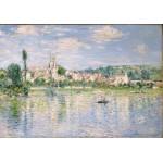 Puzzle  Grafika-00881 Claude Monet: Vétheuil en été, 1880