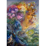 Puzzle  Grafika-00925 The Three Graces