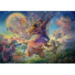Puzzle  Grafika-00929 Titania and Oberon II