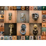 Puzzle  Grafika-00937 Collage - Portes