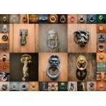Puzzle  Grafika-00938 Collage - Poignées de Portes