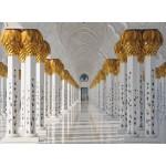 Puzzle  Grafika-01093 Mosquée Cheikh Zayed, Abou Dabi, Emirats Arabes Unis