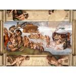 Puzzle  Grafika-01115 Michel Ange : Chapelle Sixtine (détail), 1509