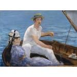 Puzzle  Grafika-01130 Edouard Manet : En Bateau, 1874