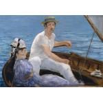 Puzzle  Grafika-01131 Edouard Manet : En Bateau, 1874