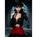 Puzzle  Grafika-01151 Femme Gothique aux Corbeaux