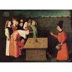Puzzle  Grafika-01163 Bosch : Le Prestidigitateur, 1502