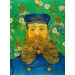 Puzzle  Grafika-01171 Vincent Van Gogh : Portrait de Joseph Roulin, 1889