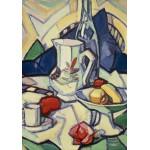 Puzzle  Grafika-01175 Samuel John Peploe : Still Life, 1913
