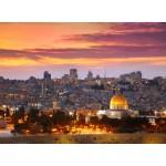 Puzzle  Grafika-01182 Jérusalem