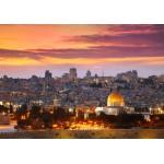 Puzzle  Grafika-01183 Jérusalem