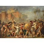 Puzzle  Grafika-01188 Jacques-Louis David: Les Sabines, 1799