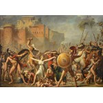 Puzzle  Grafika-01189 Jacques-Louis David: Les Sabines, 1799