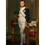 Puzzle  Grafika-01190 Jacques-Louis David: Napoléon dans son Cabinet de Travail, 1812