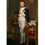 Puzzle  Grafika-01192 Jacques-Louis David: Napoléon dans son Cabinet de Travail, 1812